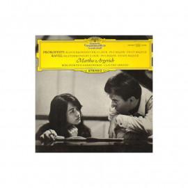 Prokofieff - Piano Concert No.3 in C Major/G Major (Deutsche Grammophon 139349, 180 gr.) Mint