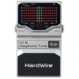 DIGITECH HARDWIRE HT-6 TUNER