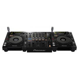 Pioneer CDJ-850 (2шт) + DJM-700 Black