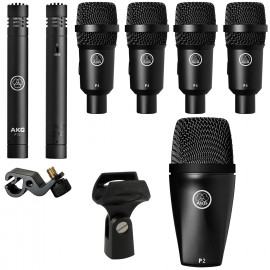 AKG DRUMSET SESSION 1