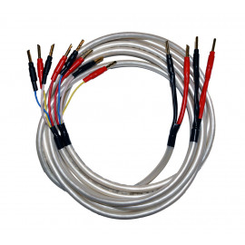 Atlas Equator Bi-wire 2 x 2.5 m с бананами Z plug
