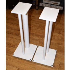 Titan Sound Stands 102 White