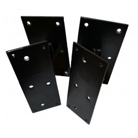 Titan Wall Bracket Elit Black