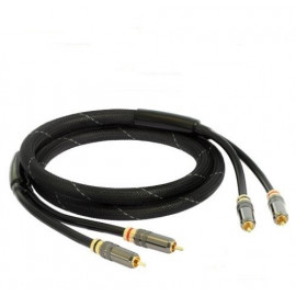 GOLDKABEL edition MUSIC MK II Cinch Stereo 1,0м