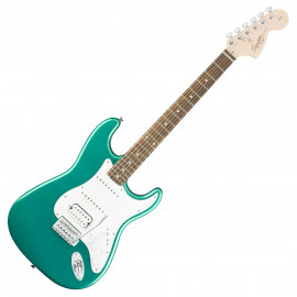 FENDER SQUIER AFFINITY STRAT HSS RW RACE GREEN