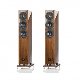 Elac FS 507 VX-JET High Gloss Walnut