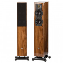 Elac AIR-X 407 High Gloss Walnut