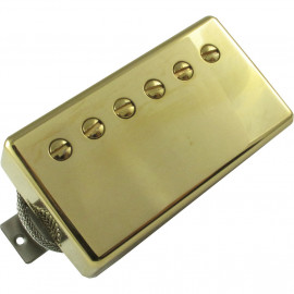 GIBSON IM90R-GH 490R MODERN ALNICO II HUMBUCKER/GOLD COVER NECK