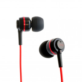 SoundMagic ES18 Black Red