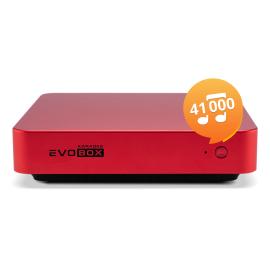 Караоке-система для дома EVOBOX Plus [Ruby]