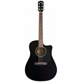 Fender CD-60CE BK