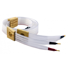 Nordost Valhalla-2, 2x2.5m is terminated with low-mass Z plugs
