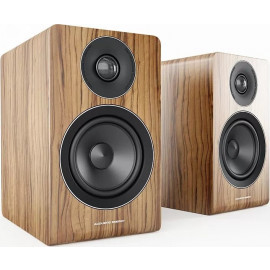 Acoustic Energy AE 100 Walnut vinyl venner