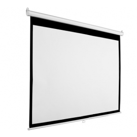"AV Screen 3V150MEH (16:9 150"") Matte White"