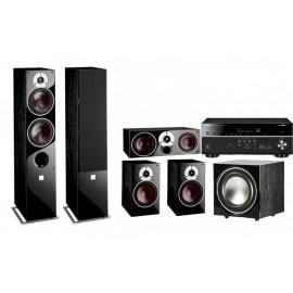 Yamaha RX-V685 + set 5.1 Dali Zensor 7 7/1/Vokal/sub E-9/AV