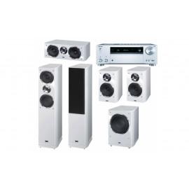HECO Celan GT №4 set 5.1 502/302/center42/sub322A /AV ресивер Onkyo TX-RZ720
