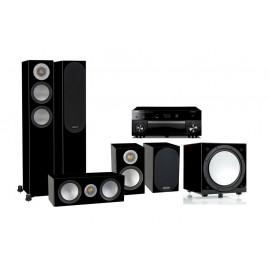 Yamaha RX-A1070 + Monitor Audio Silver 200 set