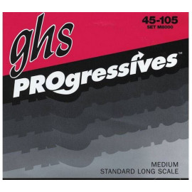 GHS STRINGS M8000 PROGRESSIVES