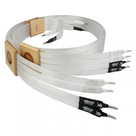 Nordost Odin, 2x3m is terminated with low-mass Z plugs