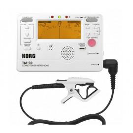 Korg TM-50C-PW