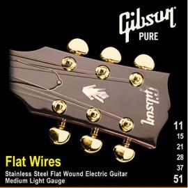 GIBSON SEG-LP10 LES PAUL PURE NICKEL WOUND .010-.046
