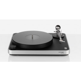 Clearaudio Concept Active (MM) Black with silver (all-in-one-system
