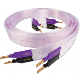 Nordost Frey-2 ,2x3m is terminated with low-mass Z plugs