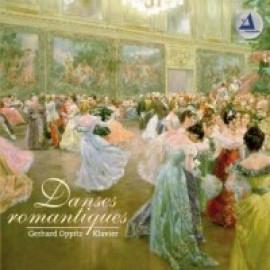 Gerhard Oppitz – Piano Danses Romantiques (LP 83050, 180 gram vinyl) Germany, New & Original Sealed