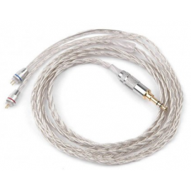 Knowledge Zenith MMCX Silver Cable