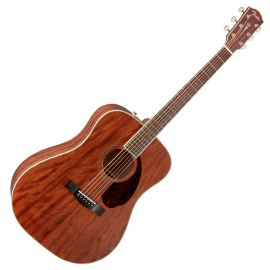 FENDER PM-1 DREADNOUGHT ALL MAHOGANY WITH CASE NATURAL