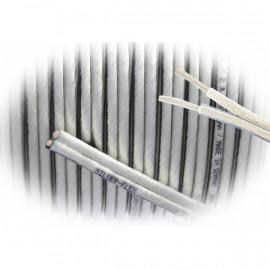 GOLDKABEL SILVER-FLEX прозрачный, поперечное сечение 2 x 4,0 qmm