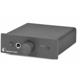 Pro-Ject Head Box S USB Black