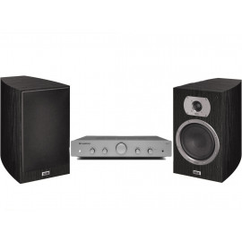 Cambridge Audio AXA25 + Heco Victa Prime 302 Black