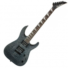 JACKSON JS32TQ DKA AH TRANSPARENT BLACK