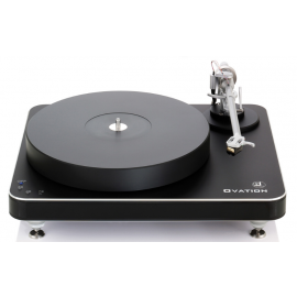 Clearaudio Ovation TT 034 Piano black-version