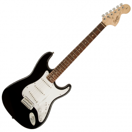 FENDER SQUIER AFFINITY STRATOCASTER RW BLK