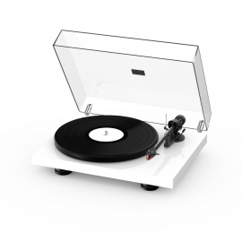 Pro-Ject Debut Carbon EVO 2M-Red High Gloss White