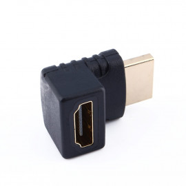 MT - Power HDMI Male to HDMI Female Cable Adaptor
