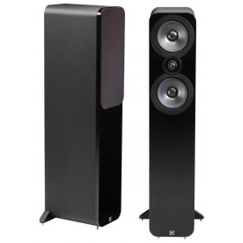 Q Acoustics QA 3050 BLACK LEATHER