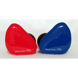 iBasso IT01 Blue/Red