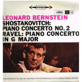 Pro-Ject LP IMP 6004 (Leonard Bernstein - Shostakovich Ravel)