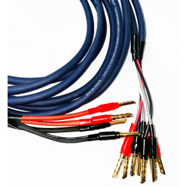 Straight Wire Musicable (MCSC008IBW) Bi-Wire 2.4м