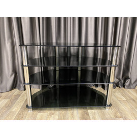 Titan - Elite TV stand 1004 (Bronze Glass)