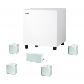 Jamo A 102 HCS6 White