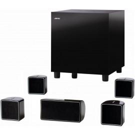 Jamo A 102 HCS3 Black