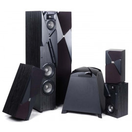 JBL STUDIO190PACK Black