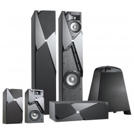 JBL STUDIO180PACK Black