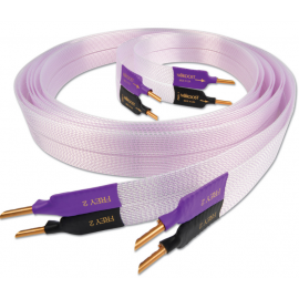 Nordost Frey-2 ,2x2,5m is terminated with low-mass Z plugs