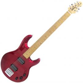 Music Man Silhouette Bass Guitar CR