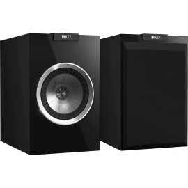 KEF R100 High Gloss Piano Black